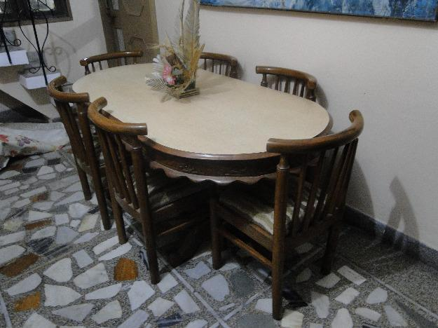 Wooden chair dining table for sale in jalandhar punjab