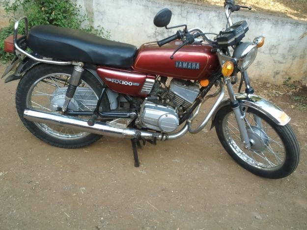 Yahama RX-100 For sale for Sale in Nashik, Maharashtra ...