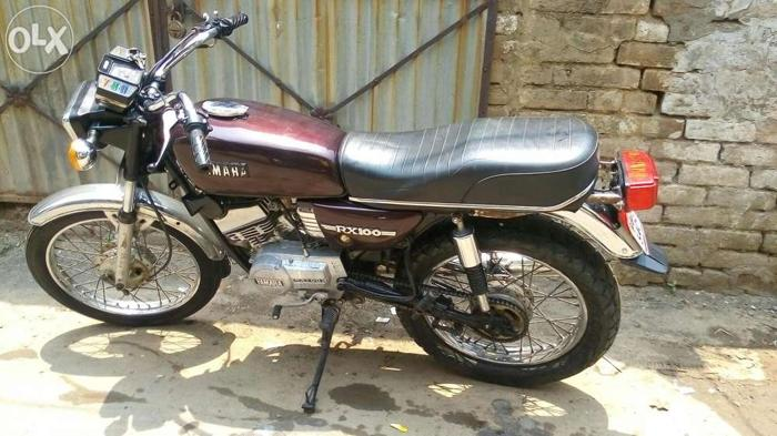 Yahama RX 100 Modified n for Sale in Ludhiana, Punjab Classified