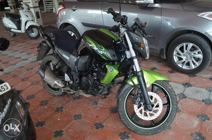 Yamaha Fz Bike 2013 for Sale in Rangareddy, Andhra Pradesh