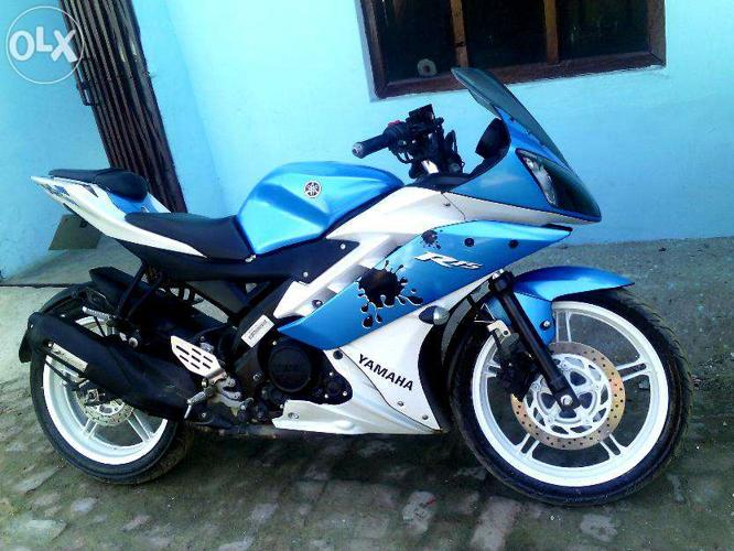 Yamaha r15 modified for Sale in Kashipur, Orissa Classified