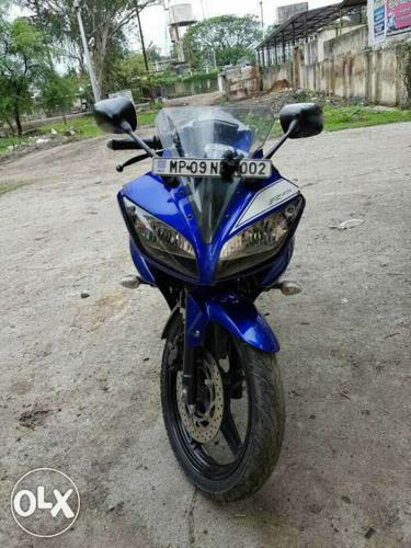 Yamaha R15 V2 in well maintain condition for Sale in Indore
