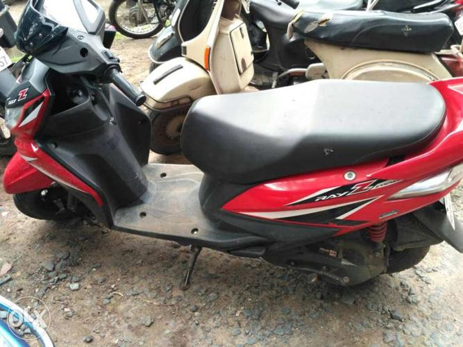 Yamaha ray z in a good condition purchase in