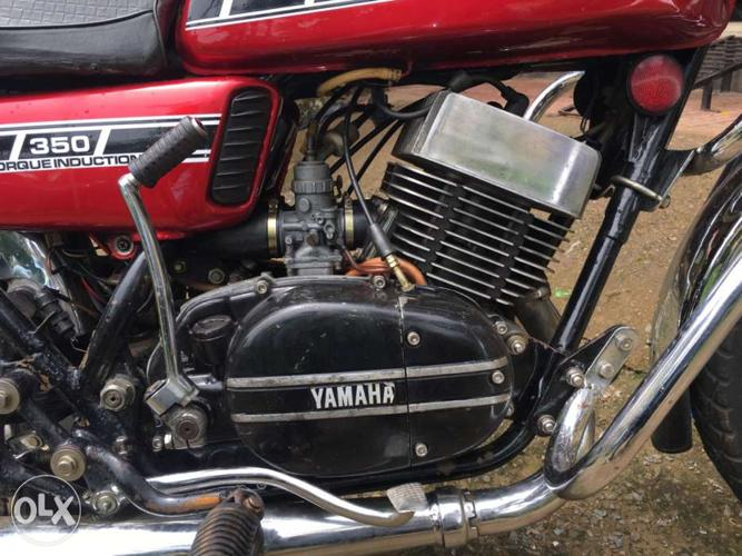 Yamaha RD350 HT for Sale in Salcete, Goa Classified