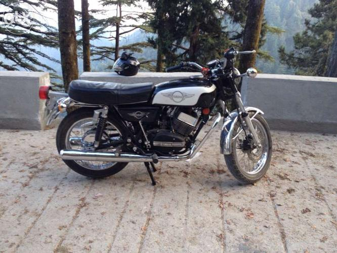 Yamaha RD 350 cc Immaculate condition for Sale in Dehradun