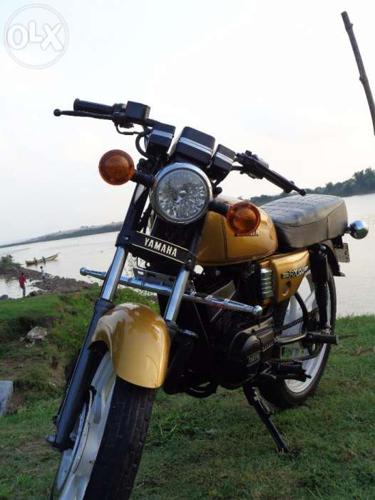Yamaha RX100 fully modified bike for Sale in Rajahmundry