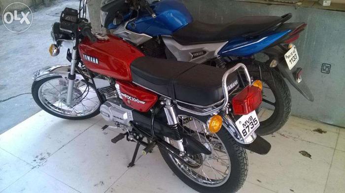 Yamaha RX100 new baik kadam contion for Sale in Haveli