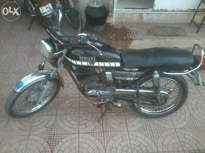 Yamaha rx 100 cc for Sale in Baramati, Maharashtra Classified