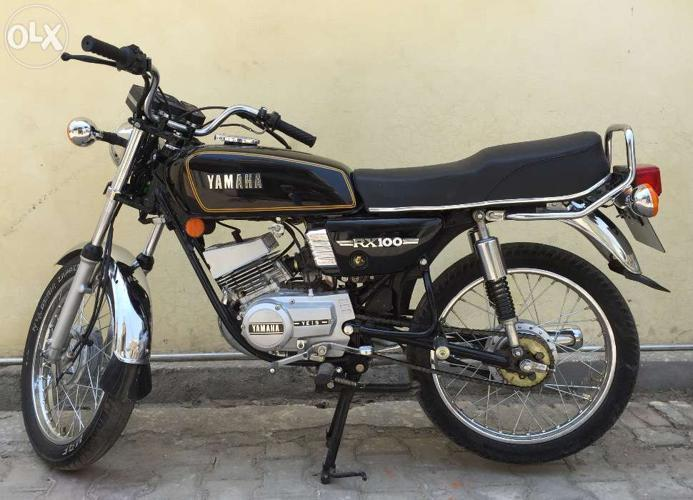 YAMAHA RX 100 in excellent condition for Sale in Lucknow