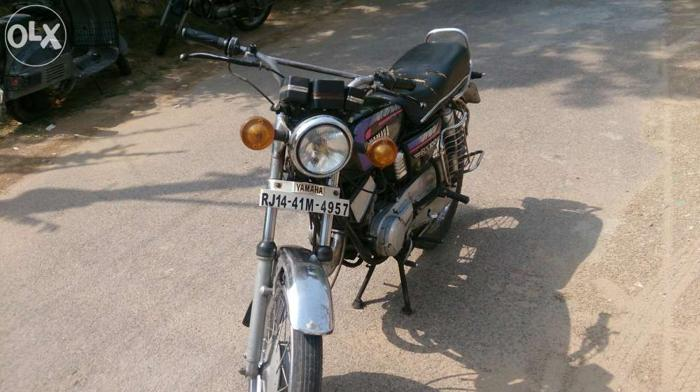 Yamaha RX 100 model 1992 in jaipur for Sale in Jaipur