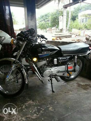 Yamaha rx 135 5speed for Sale in Mundra, Gujarat Classified