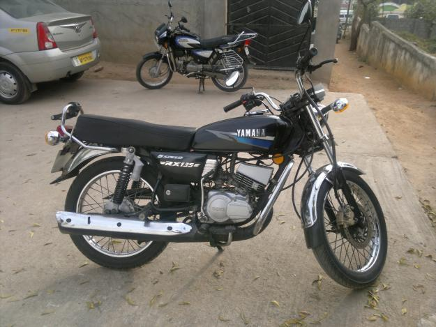 yamaha rx 135 5speed for sale for sale in hyderabad