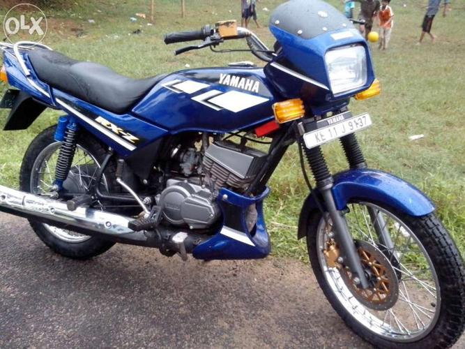 Yamaha rxz 5 speed for Sale in Kodungallur, Kerala