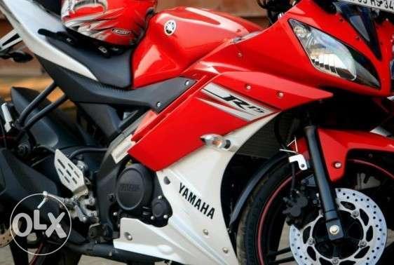 Yamaha YZF R 28000 Kms 2012 year