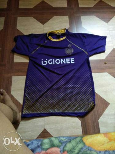 Yellow Black And Purple Gionee T-shirt