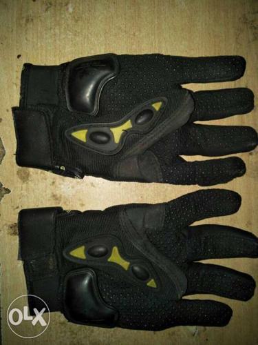 Zoook bike gloves