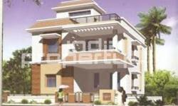 4 bhk under construction independent house is for sell in a duplex colony of 100 duplex having all society facility like gym,club,community hall,park,commercial complex,swimming pool etc with clear title,possession & documentation in a boundry campus.