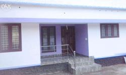 5 Cents 3 BHK New House Near Alappuzha Komalapuram 5 cents 900 Sqft Compound Wall & Gate 3 Bedrooms Road frontage 30 Lak