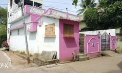 Anandnagar Rajahmundry East and north corner bit East facing Registered house and can get bank loan Two portions earning monthly rent Rs6000/- Small shop also available Tiles flooring Muncipal water connection overhead tank anks and taps Interested please