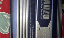 Auzo amplifier 4 chanal
