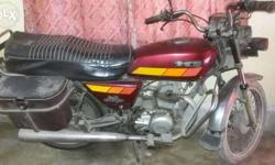 I want to sell bajaj 4 s champion 1993 model signal handed bike in very good condition