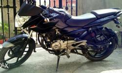 Get ur all new bajaj pulsar 135LS just 5 months old..at just Rs 63000 with full Specification..