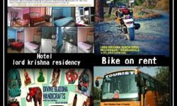 Come to Dharamsala and rent a bike? better if you have a shorter amount of time and you don?t want the hassle of wasting your precious travel time with dealers, scammers, cops, mechanics, etc! Lord Krishna Adventures bike Rental dealer who keep a fleet of