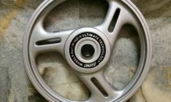 RADO alloy wheels for Bullet new and old model. S.S. Sandhu Associates Auth. Distributor RADO Alloy wheels HARYANA