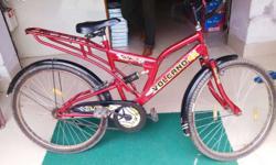 यह �� s.k. bike's volcano sx bicycle ह� �� ��� दिन �ा �ला ह�� ह� Best quality हमारा पता �रह� भ��ा�व �िला स�र�प�र �त�श�ढ