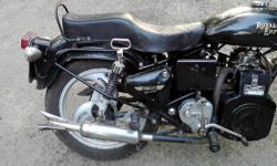 Royal Enfield - Bullet Diesel, Good lookincg, Self & Kick start, New Alloy wheel, New battery, Colour : Dark green, All document are in Current, mileage 80 . Reason for sell : planning to go work abroad
