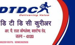DTDC Courier & cargo ltd. Jalna R. P. Raut Complex, Busstand Road, Near Petrol Pump, JALNA - 431203 Contact: Ph. (Office) : 02482 636449 Mob. 9922918379