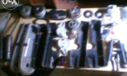 Enfield Mofa Parts 1 Front & Rear Chain Spocket  1 set 900  2 Chain Cover  1No. 2600  3 Main Shaft Paddle  1No. 700  4 Silencer  1No. 4000  5 Center Stand  1No. 700  6 Oil kitfor all full set  6Nos 600  7 Magnet Coil with Pionts  1No. 4000  8 Belt  1No.