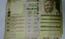 Dear Sir,  I am interested in auctioning my above mentionedFancy 786 seriesin Fresh 500 rupees India currency notes worth (500*100=50,000) for whichIam sending herewith the photo copy of the same for auction. Please look into this andif interested to
