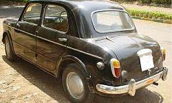 fiat 1954 india dukkar..Their Fiat 1100 Millecento (1954, '55), was followed by the Elegant ('56