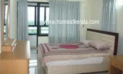 Fully furnished 4 bed waterfront flat in Ernakulam Aluva rent A luxury riverfront apartment complex, conceived to be a befitting tribute to the unhurried, privileged lifestyle that you crave for. This Fully furnished apartment offers all modern facilities