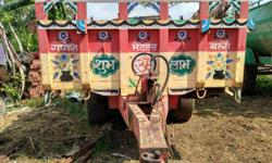 Ganesh metal baran ki Double hidlik jack Bali new trali