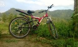 I've recently bought diz cycle on May 26th 2015(�12,000/-). I've upgraded somparts... I really like dis cycle but it seems useless for m. Since d weather s too hot dat i don't ve time to ride my cycle... So i just wanna sell its away n enjoy d money...