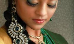 Goddess, an exclusive state of the art bridal makeup studio situated in Cochin. We use only branded products such as MAC, Bobby Brown, Makeup Forever. visit :http://www.facebook.com/pages/House-Of-Fashion/270240836347128
