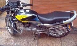Make: Hero Honda Model: Other Year: 2005 Condition: Used WANT TO SALE HERO HONDA CBZ STAR BLACK & YELLOW COLOR.