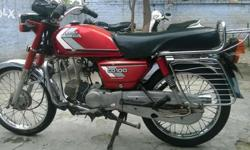 Hero honda cd 100 genius colour Good condition fully insured valid uo to year 2019 and 70 + everage new tyre.