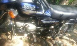 2009 modal Hero Honda Splendor Plus Bike in good condition with all papers clear. First owner.