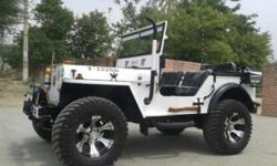 Year: 2013 VIN Number: pb Condition: New we modify this type of jeeps. this jeeps are on power. this jeeps have powerful engines.we are the vice president of jeep association in dabwali market.we are well experienced dealers. so pls contact for purchasing