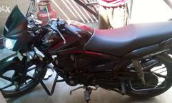 Cb shine bike top condition. 2013 model bike. Only 9000 km. Chali hue h. Best bike. For sell.