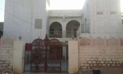 6room 4kitchen 2letbath 2lobbe car parking double story main banar road se 50ft ander saran nagar B jodhpur 47*50
