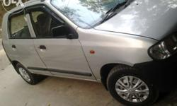 I am going to sale my AC LX Alto. Model August 2010, Color Silver. All Tyre is new. Paper up to date. Car is Park in Rangpo near football ground.