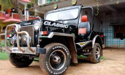 Its a Willy Jeep of 1954 model modified to diesel engine. Millage giving 15 kmpl depending on driving. 5 set of new Tyre 9658112221. 9937899457