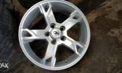 I want to sell Mahindara Scorpio s10 Top Model 17 inch Orijinal alloy wheels set of 4 its also fit on Mahindara TUV.very Discounted price 25000 fix.