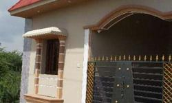 Individual House for sale in Karaikal near SRVS HR. SEC. SCHOOL TOTAL CONSTRUCTION AREA 1160 Sq. Ft Hall, 2bedroom, 2 bathroom, dining ,kitchen , washing machine area,utility and parking