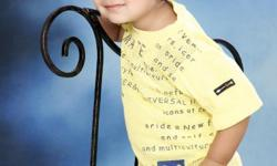 MY NAME IS SHUBH TANEJA AND IAM ASEVEN YEARS RUNNING AGE & I AM SERCH FOR KIDS MODELING ADD, MODELING CAP, MY CONTACT NUMBER IS (09827343335)