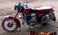 Make: Jawa Model: Other Mileage: 40 Kms Year: 1985 Condition: Used jawa yezdi 250 classic